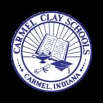 Carmel Clay Schools Logo for client feedback
