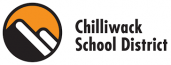 Logo for Chilliwack School District which has been a Rycor Client for over ten years