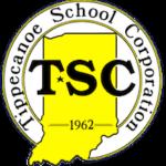Tippecanoe School Corporation logo for client feedback